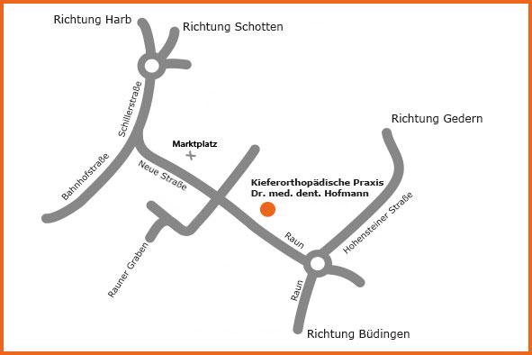 Kieferorthopädische Praxis Dr. Hofmann in Nidda