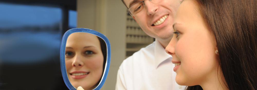 Beseitigung von Zahnfehlstellungen